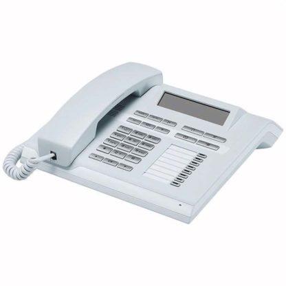 Standard téléphonique OPENSTAGE 30T, poste numérique UNIFY Blanc