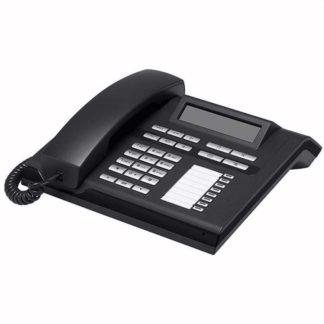 Standard téléphonique OPENSTAGE 30T, poste numérique UNIFY Noir