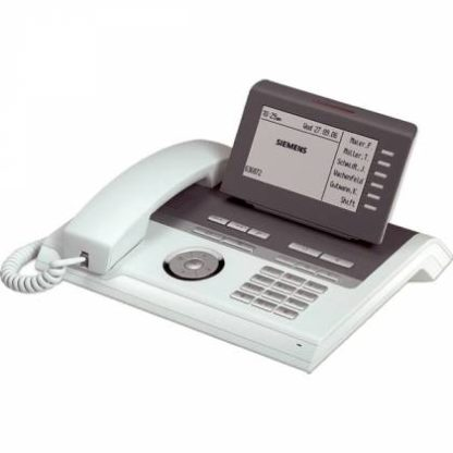 Téléphone fixe professionnel OPENSTAGE 40T Blanc
