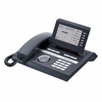 Standard téléphonique OPENSTAGE 40 IP UNIFY Noir