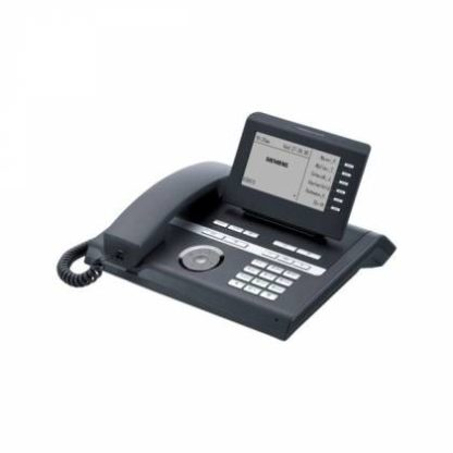 Téléphone fixe professionnel OPENSTAGE 40T Noir