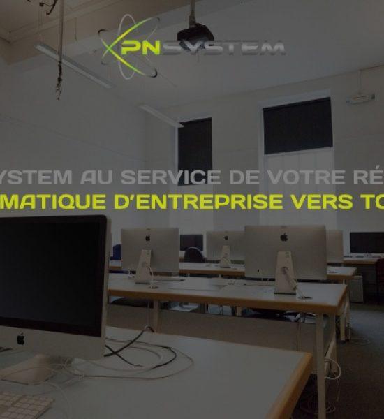 pn system au service de votre réseau informatique d'entreprise vers toulon | 04 91 10 03 91